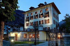 Alberghi 4 stelle a courmayeur - Hotel courmayeur con piscina ...